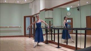 Barre (Full) - Grade 7 - Royal Academy of Dance