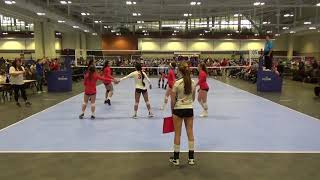 Encore 18 DENISE vs United 18-1 (2019 Music City Volleyball Championships)