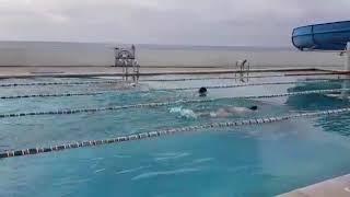 100 м брасс мужчины 31.12.2019 Сукко. Анапа