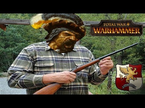 Empire vs Bretonnia - STATE TROOPS ASSEMBLE | Total War Warhammer Online Battle #267
