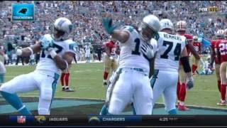CAROLINA PANTHERS vs. SAN FRANCISCO 49ERS (Highlights) WEEK 2