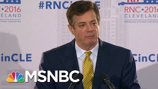 Fmr. Federal Prosecutor: This Is Witness Tampering For Dummies | MSNBC thumbnail