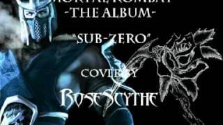"Mortal Kombat - Sub-Zero ""Chinese Ninja Warrior"" (Instrumental Metal cover)"