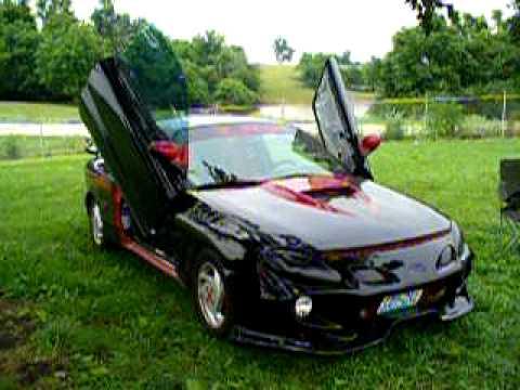 Ldy Zx2 S Custom Ford Zx2 Youtube