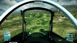Battlefield 3 BETA Gameplay - Maxed Out