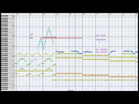 星獣戦隊ギンガマン MIDI