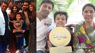 Super Dancer Chapter 2 Winner Vishal Sharma's Interview With Media