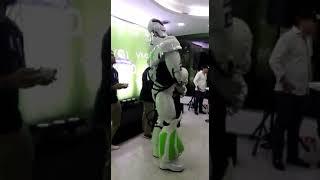 Robot Dance - Vivo - 2017