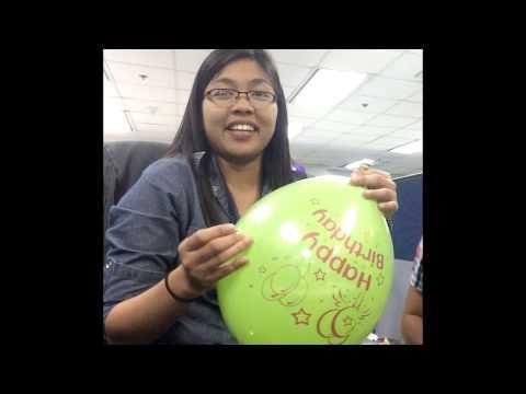 #VicTin Challenge : Swipe And Balloon