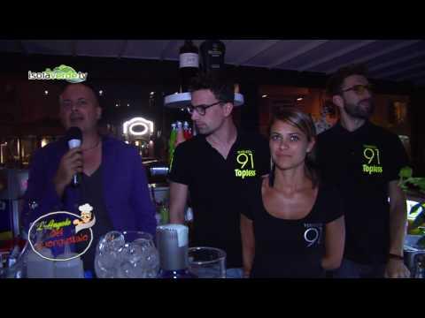 L Angolo Del Buongustaio Puntata 11 Terrazza 91 Youtube