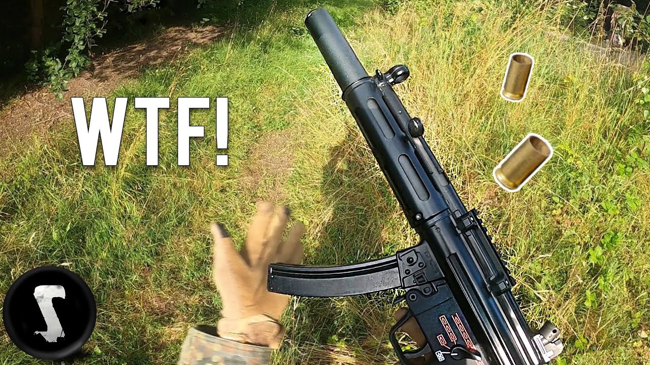 The Most REALISTIC Airsoft MP5 vs Airsoft Players!!