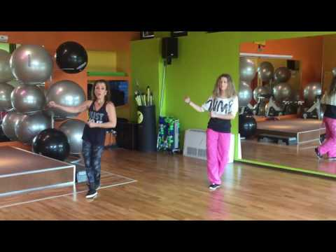 Lost on you  LP  Salsa version  Cubaneros  Zfitness choreo