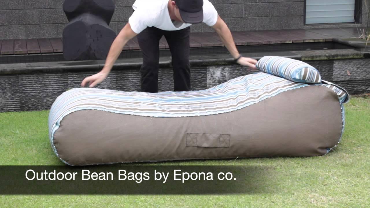 Superbe Waterproof Fabrics On Epona Co. Bean Bags