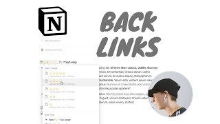 Build With Me: Backlink Master Page In Notion