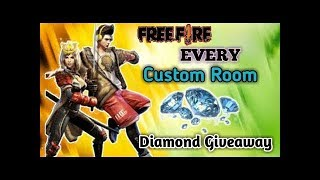 freefirelive|| custom rooms rank push with sub || fun live freefire