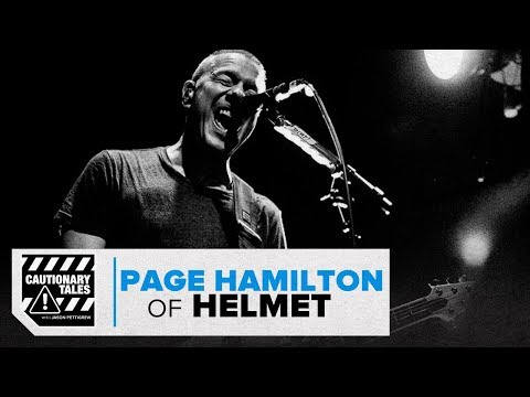 HELMET'S  Page Hamilton fights musical mediocrity—and the business around it