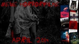 Neue Horrorfilme - April 2019