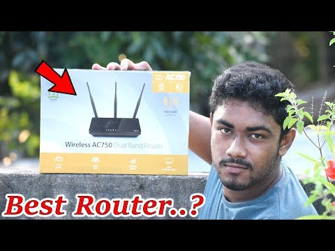 🔥D-Link DIR-819 AC750 Dual Band WiFi Router Unboxing & Review  // A Budget Router...??