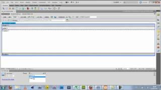 Creating an Accordion with Dreamweaver