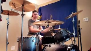 Wolf in Sheep's Clothing by Set it Off (Drum Cover)