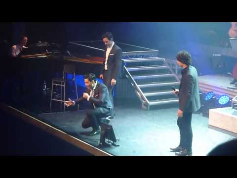 The West End Men do West Side Story