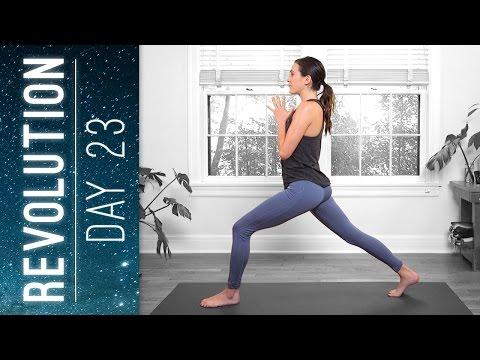 Revolution - Day 23 - Discipline Practice