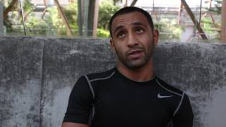 KID GALAHAD - 'AFTER KELL BROOK BEATS GOLOVKIN, THEY WILL SAY THAT GGG WAS OVER-HYPED!' / GGG-BROOK