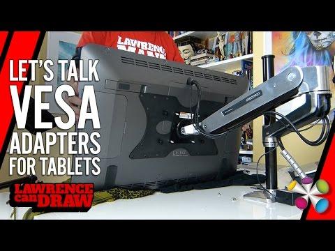 Which VESA adapter