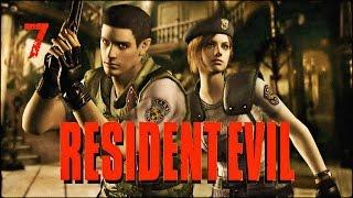 Прохождение Resident Evil HD Remaster (PS4) — Часть 7: Водное кольцо / БОСС: Мать Нептуна