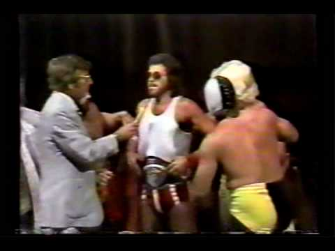 Memphis Wrestling: Jimmy Hart defends the AWA Southern Heavyweight Championship!!! - YouTube