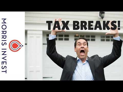 8 Tax Deductions for Real Estate Investors 2018