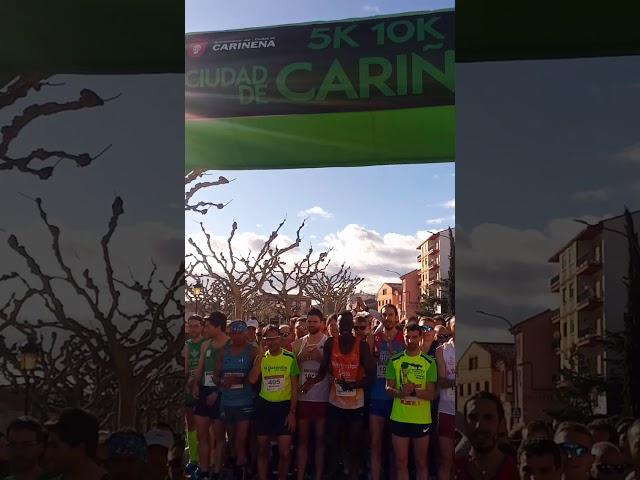 5K 10K Ciudad de Cariñena 2020