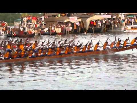 nehru trophy boat race 2011 win Devas(Jeasus Boat Club, Kollam)