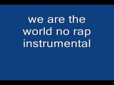 macbad01- we are the world for haiti instrumental - no rap version