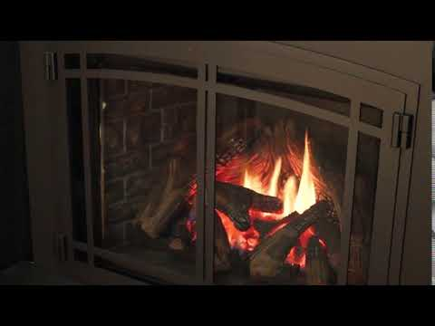 The E44 Gas Fireplace Insert