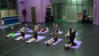 Открытый урок детского танца дети 3 - 6 лет ( Baby dance) www.panteradance.ru № 3