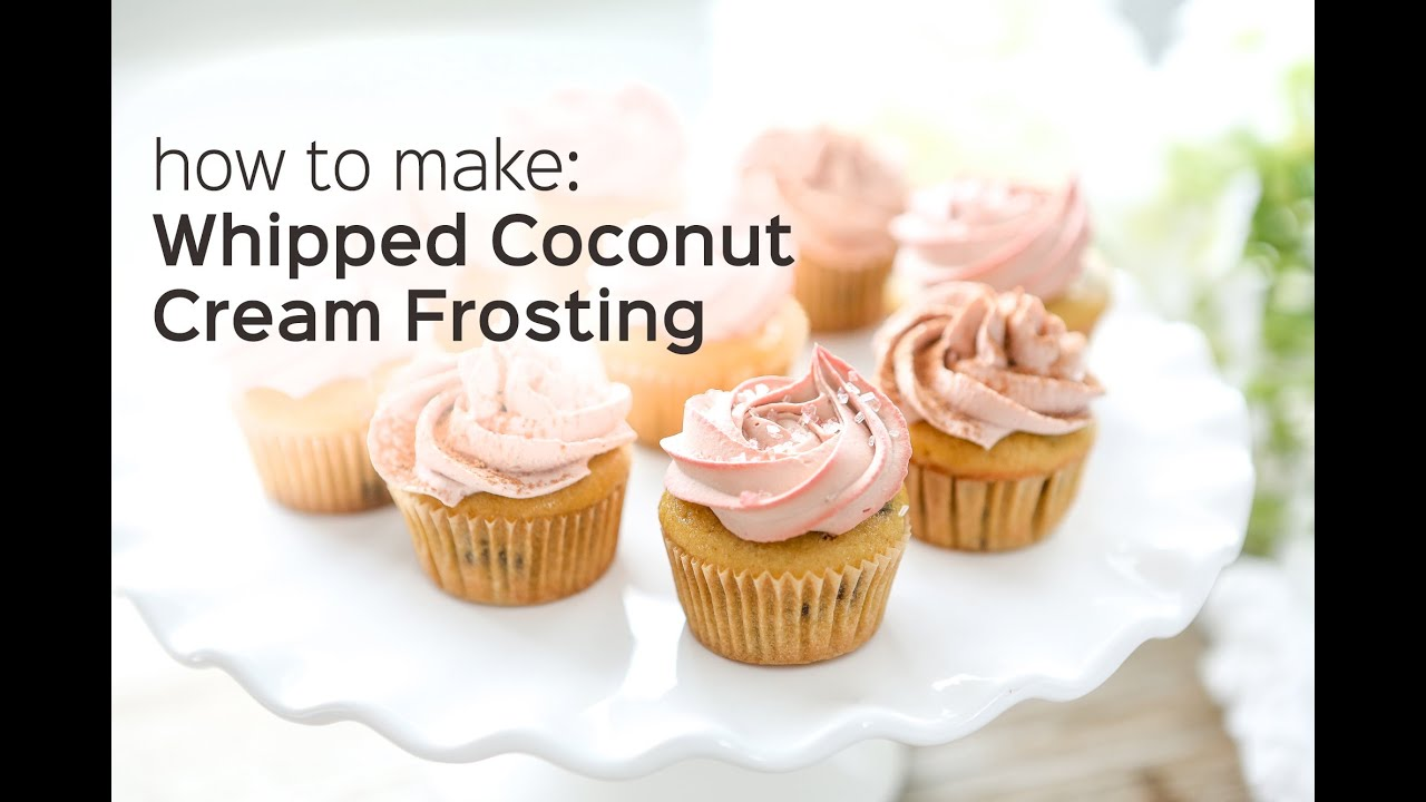 how to make whipped cream frosting for wedding cake how to make coconut non dairy cake frosting 16063