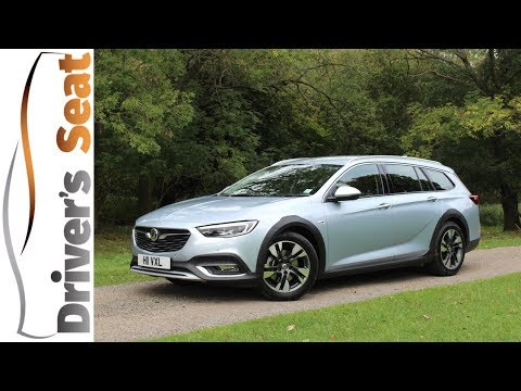 Vauxhall Opel Insignia Country Tourer 2018 Review Drivers Seat