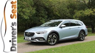 Vauxhall (Opel) Insignia Country Tourer 2018 Review | Driver's Seat