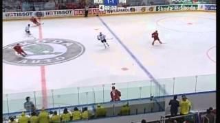 ЧМ-2007 полуфинал Россия - Финляндия 5