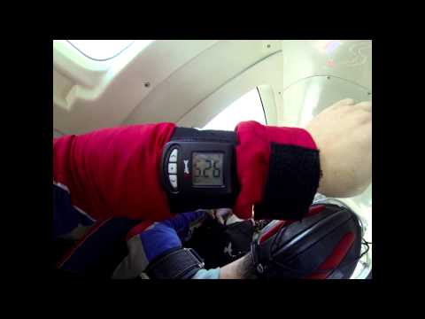 Jeffrey Donovan's Tandem skydive!
