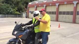 Δίπλωμα οδήγησης μοτοσυκλέτας - Διαδικασία εξέτασης | Σχολή οδηγών Πέτρος Κυβέρης