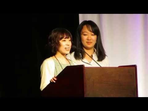Anime North 2013 Closing Ceremonies - Eriko Nakamura 中村 繪里子