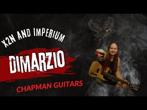 Chapman Guitars: Dimarzio X2N and Imperium Demo