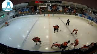Шорт хоккей Мастер-Тур матч Полет - Румоторс