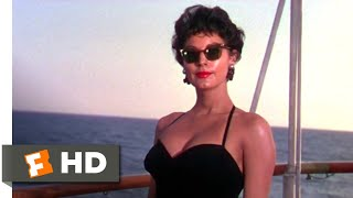 The Barefoot Contessa (1954) - Maria On Display Scene (9/12) | Movieclips
