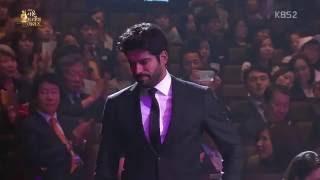 Seoul Drama Awards - Hilal Saral & Burak Özçivit  | Kara Sevda