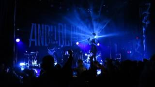 Andy Black-Louder Than Your Love-The Homecoming Curtain Call St Louis