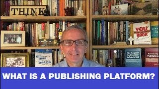 What is a publishing platform?