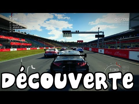(Découverte) GRID : Autosport [Gameplay Xbox360]